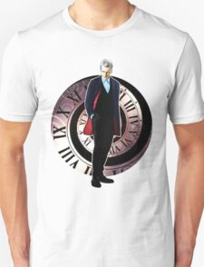 The 12th Doctor - Peter Capaldi T-Shirt
