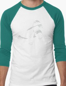 Michael Jordan 23 Bulls Men's Baseball ¾ T-Shirt