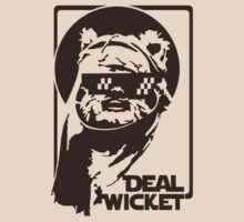 Deal Wicket- Brown by DavidpNelson