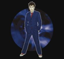 The 10th Doctor - David Tennant Kids Clothes