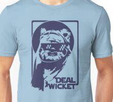 Deal Wicket - Blue Unisex T-Shirt