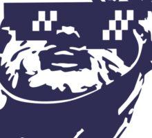 Deal Wicket - Blue Sticker