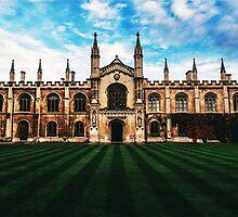 Cambridge by lawleypop