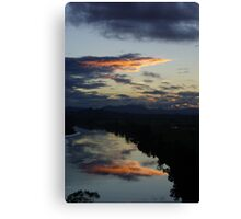 Love My Manning River Canvas Print
