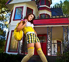 Alice In Suburbanland by Neil Johnson