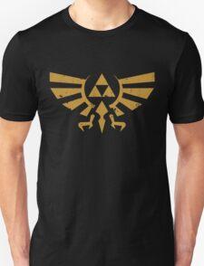 Triforce Crest - Legend of Zelda T-Shirt