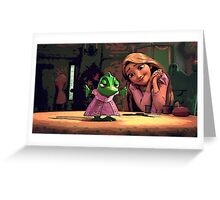 A Day with Pascal Greeting Card