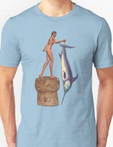 Jessi got herself a right big Fish. T-Shirt