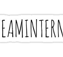 Team Internet  Sticker