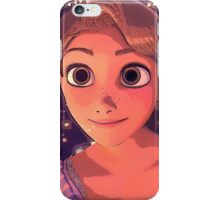 Rapunzel and the Lights iPhone Case/Skin