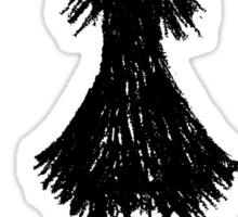 The Tallest Witch Sticker