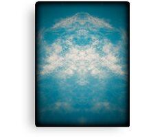 Clouds... Canvas Print