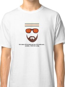 """The Royal Tenenbaums"" Richie Tenenbaum Tennis Match Classic T-Shirt"