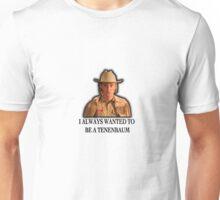 "Eli Cash ""I always wanted to be a Tenenbaum."" Unisex T-Shirt"