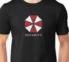 Umbrella Security Unisex T-Shirt
