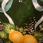 Lemons and Ribbons by Cathy Amendola