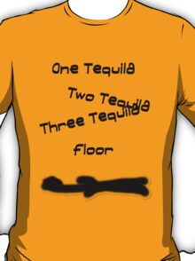 One Tequila T-Shirt