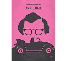 No147 My Annie Hall minimal movie poster Photographic Print
