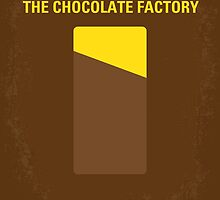 No149 My willy wonka and the chocolate factory minimal movie poster by JiLong