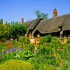 Anne Hathaway's Cottage by Nancy Barrett