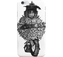 ride to something visceral   iPhone Case/Skin