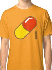 Rhubarb & Custard  Classic T-Shirt