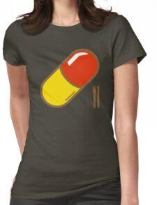 Rhubarb & Custard  Womens Fitted T-Shirt