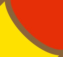 Rhubarb & Custard  Sticker