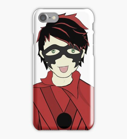 Mike-Ro-Wave iPhone Case/Skin