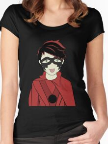 Mike-Ro-Wave Women's Fitted Scoop T-Shirt