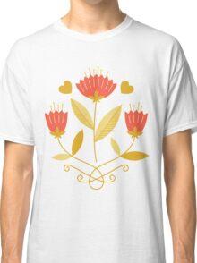 flowers everywhere/3 Classic T-Shirt