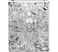 Welcome to The Internet  iPad Case/Skin