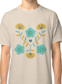 flowers everywhere/2 Classic T-Shirt