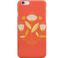 flowers everywhere/3 iPhone Case/Skin