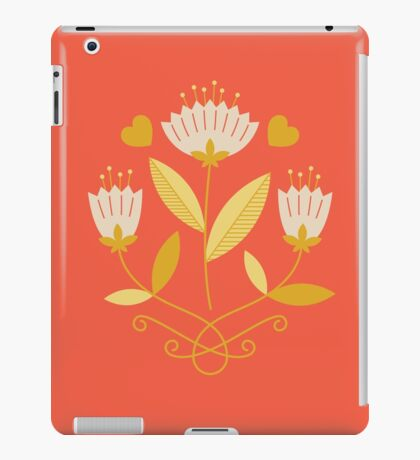 flowers everywhere/3 iPad Case/Skin