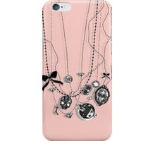 Let me charm you iPhone Case/Skin