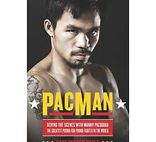 MANNY PACQUIAO   PAC-MAN by theboonter