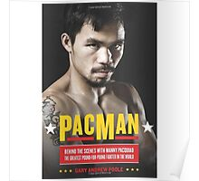 MANNY PACQUIAO | PAC-MAN Poster