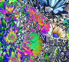 Psychedelic 60s by artgoddess