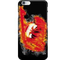 Fire Natsu iPhone Case/Skin