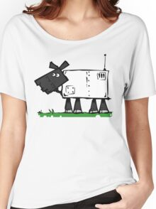 Radio controlled automatic sheep. Women's Relaxed Fit T-Shirt