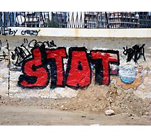 Stat Graf Photographic Print