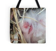 the hamster. Tote Bag