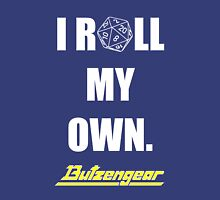 I Roll My Own. -- Blue Tee T-Shirt