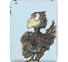 birdman scissorhands iPad Case/Skin