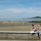 Howth Beach by pablotguerrero