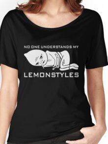 Earl Lemongrab Lemonstyle - Adventure Time Women's Relaxed Fit T-Shirt