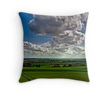 North Downs Way 37-19 Throw Pillow