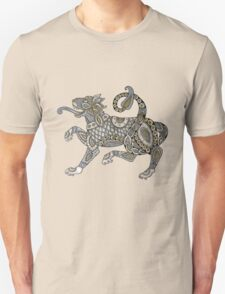 Celtic Lion Tee Unisex T-Shirt