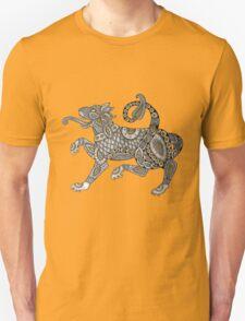 Celtic Lion Tee Unisex T-Shirt